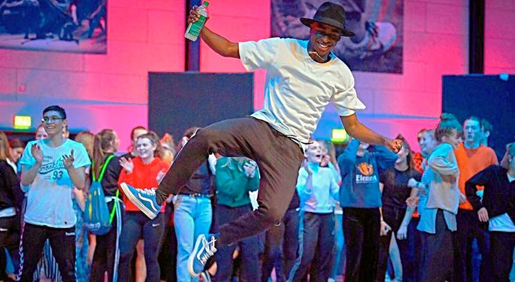 Eddy Nini - danseinstruktør