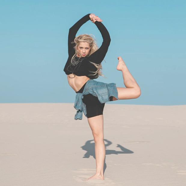 Pernille Liisberg - danseinstruktør