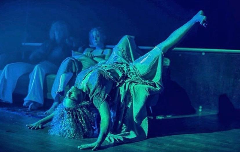 Marie Lange - danseinstruktør