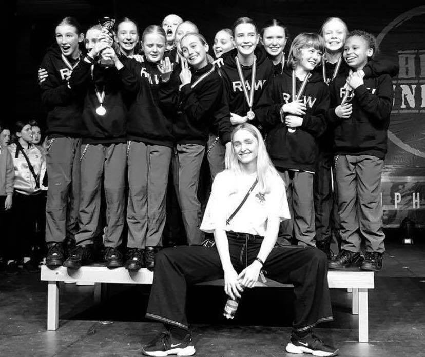Julia Holch - danseinstruktør