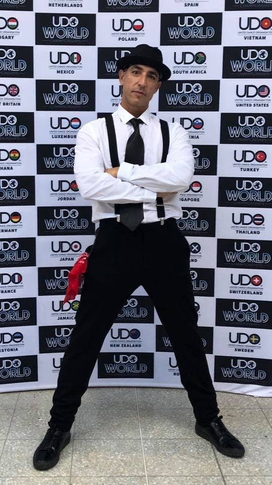 Amir Falaki - danseinstruktør