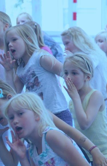 Børnedans - dansehold