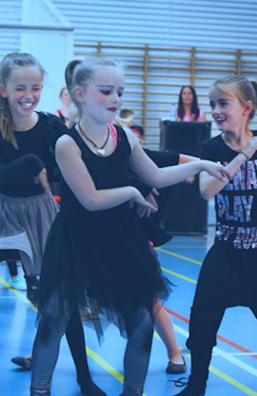 MTV Showdance - dansehold