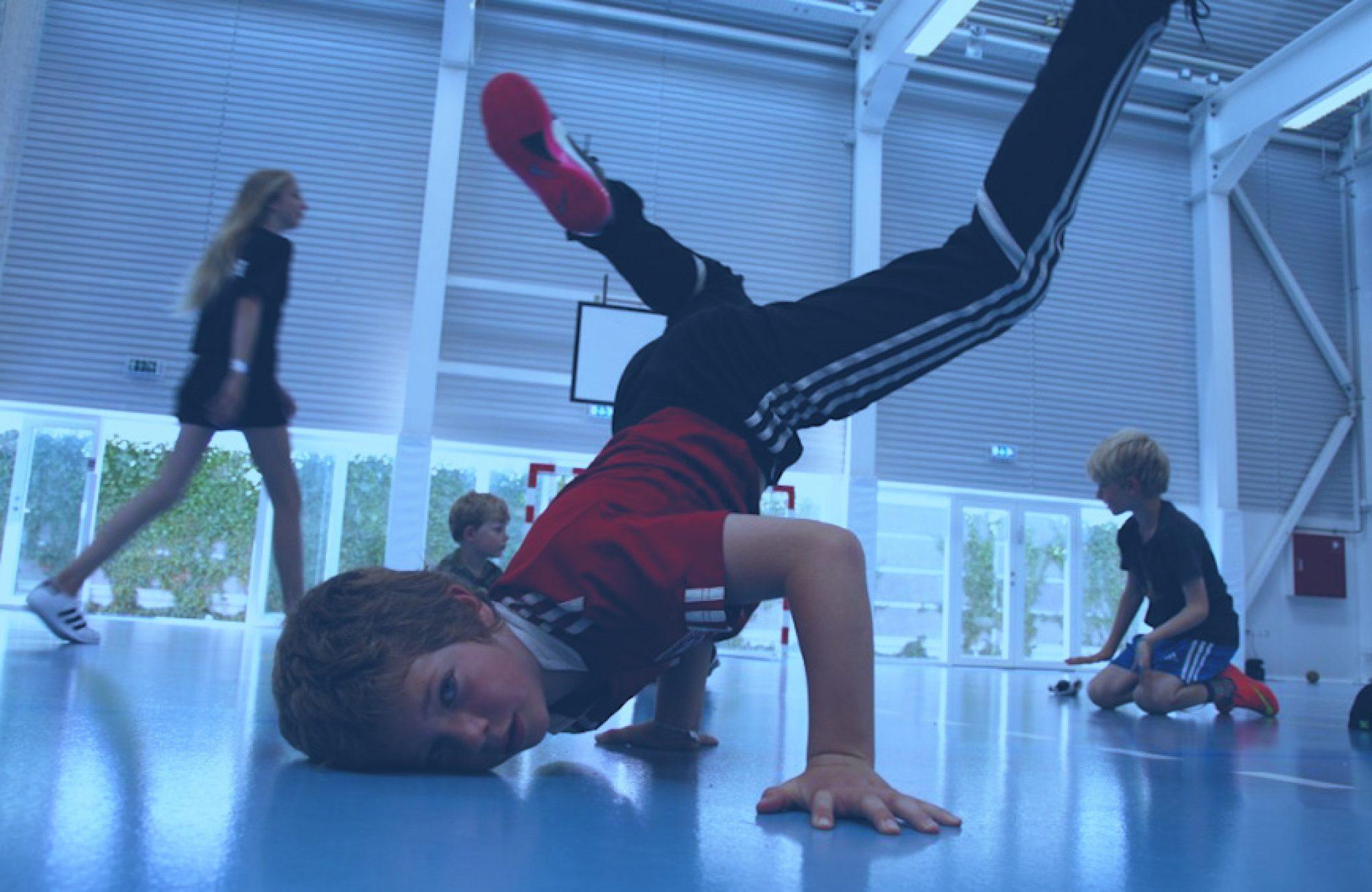 Hiphop/Breakdance dansehold