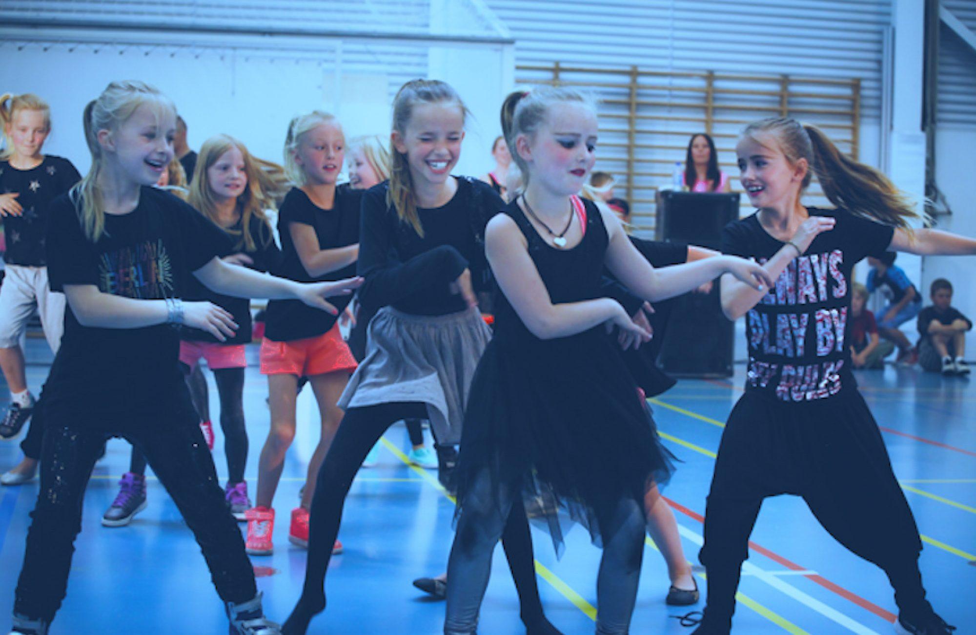 MTV Showdance dansehold