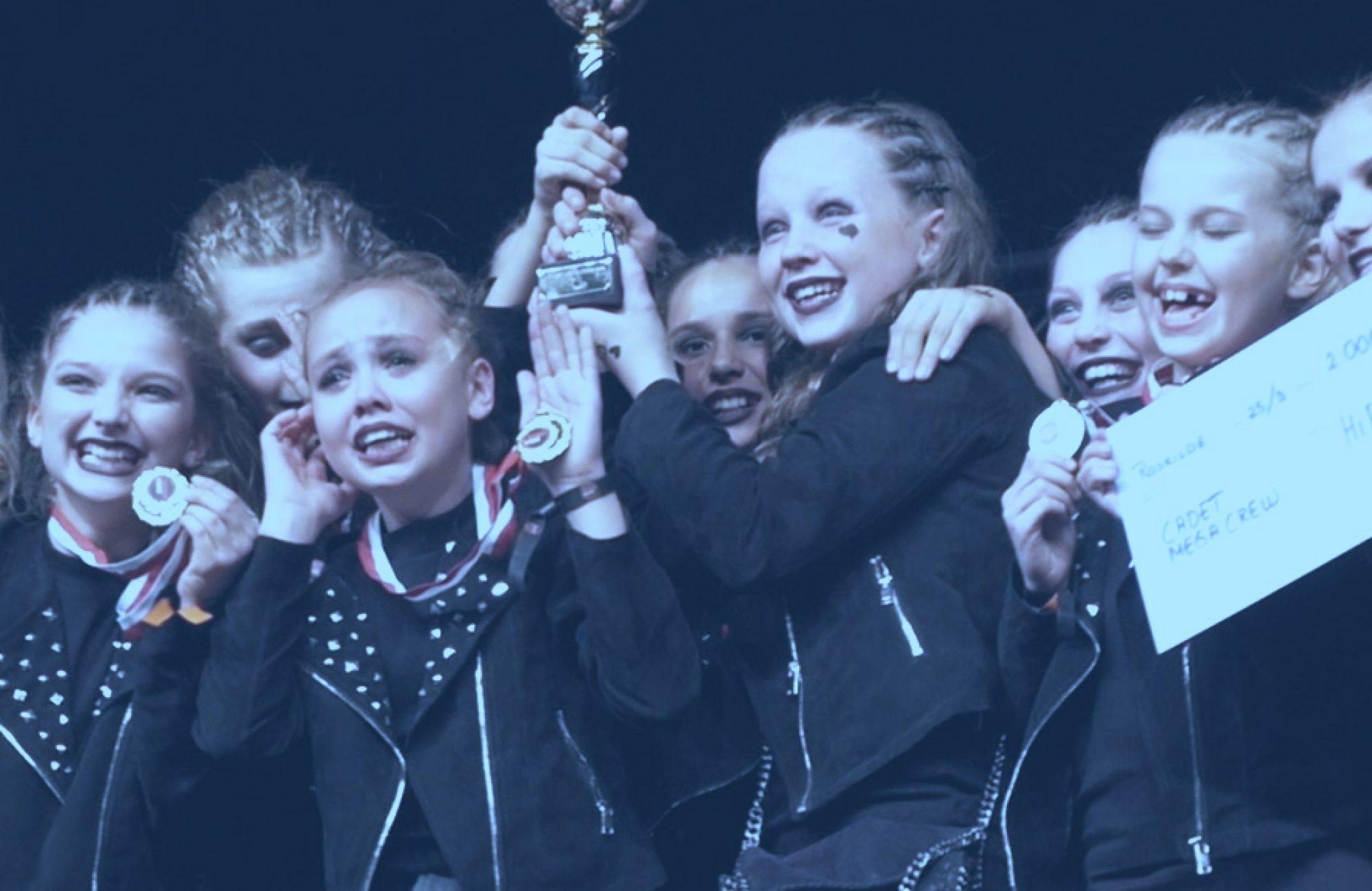 Danseplanetens konkurrencehold