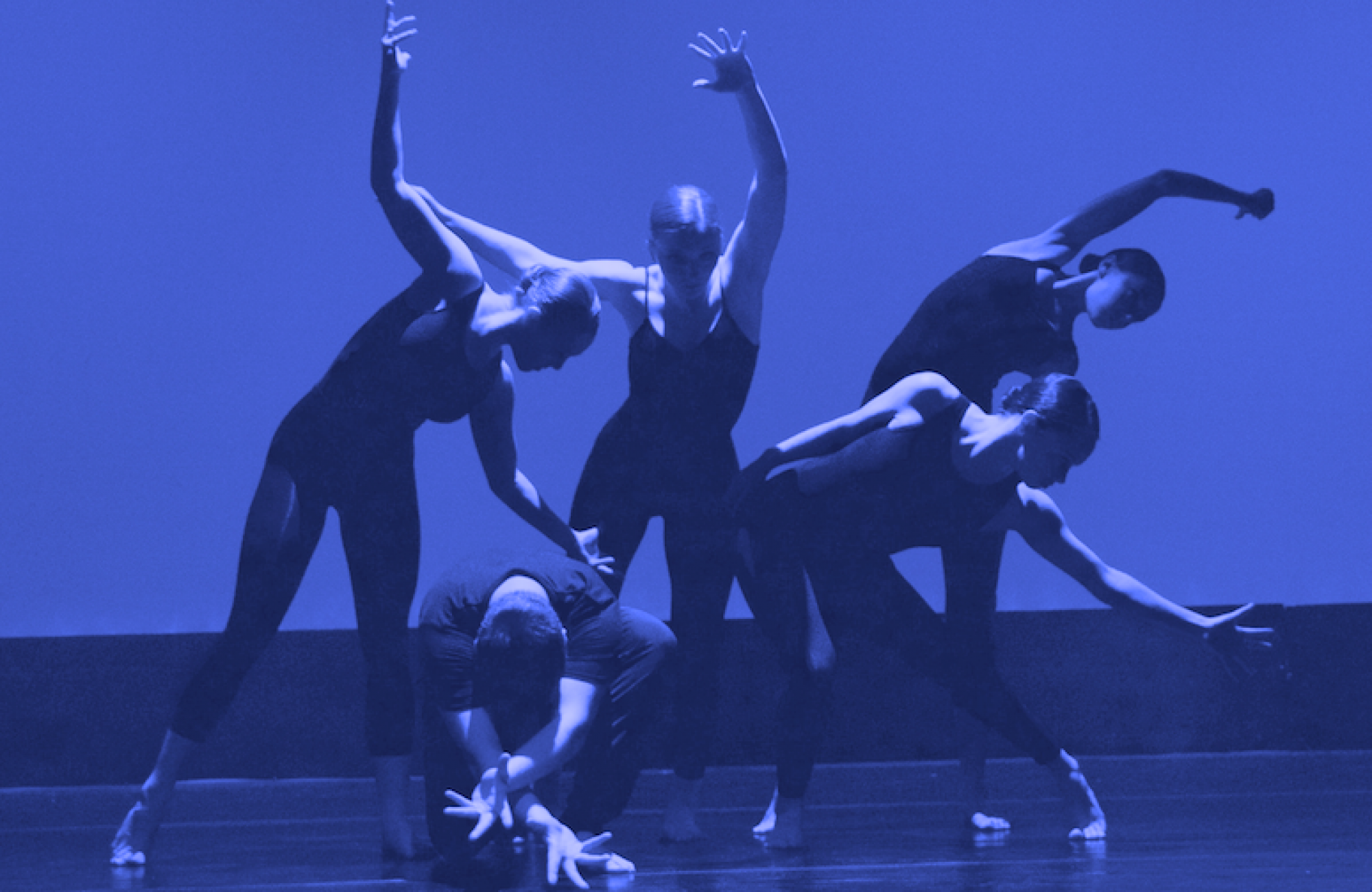 Contemporary performance - dansehold